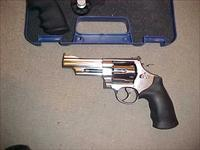 SMITH WESSON 629-6 STAINLESS 44MAG 4""