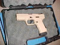 CANIK TP-9 SHARK 55  DESERT TAN