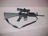 DPMS AR-15 SCOPED