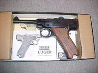 STOEGER LUGER 22LR UNFIRED IN BOX