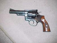 RUGER SECURITY SIX 357