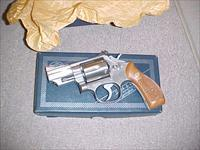 "S&W MODEL 66-1 RARE 2.5"" UNFIRED IN BOX"