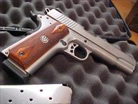 RUGER SR-1911 STAINLESS 45ACP