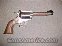 RUGER NM SUPER BLACKHAWK CUSTOM S/S 44 MAG