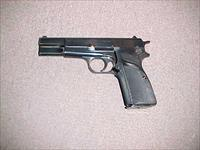 BROWNING HI POWER BELGUIM 9MM