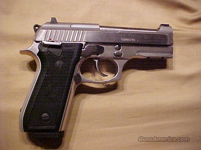 Woods Auto Sales >> Taurus PT-917CS pistol in 9MM caliber for sale