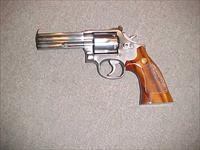 SMITH&WESSON 686-1 STAINLESS 357