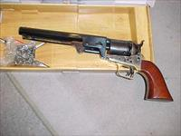 UBERTI 1851 NAVY DUAL CYL 36BP/38 LONG COLT.