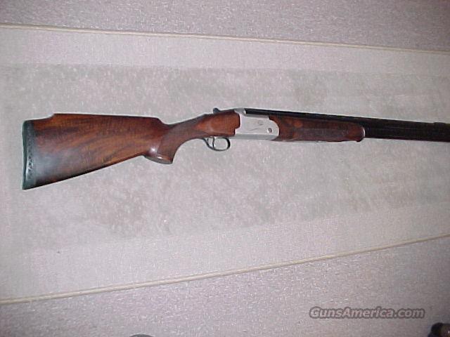 Yildiz MX-Clays O/U shotgun 12ga