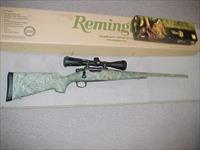 REMINGTON SEVEN PREDATOR CAMO 223