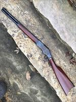 Uberti Trapper .357 Mag, Engraved