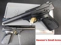 Browning BuckMark Camper .22LR in Very Good Condition