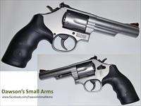 "Smith & Wesson Model 66 in 357 Magnum - Stainless Steel - 4"" Barrel - New In Box"