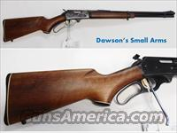 Marlin 336 R.C Lever Action in 30-30 Win. Excellent condition.