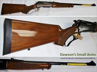 Browning BLR in Powerful 358 Winchester - Beautiful Wooden Stock - New In Box