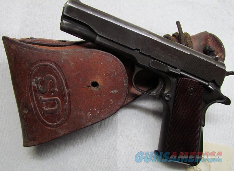 COLT MODEL 1911A1 by Remington Rand 1943
