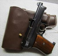 MAUSER 1914 WITH HOLSTER 95%