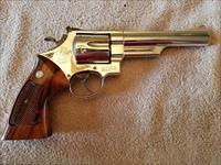 Smith & Wesson revolver Model 57 N suffix 41 magnum