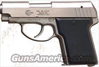 AMT Back up 6+1 45acp