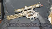 RARE Colt Realtree Anaconda with Scope and Sof Case