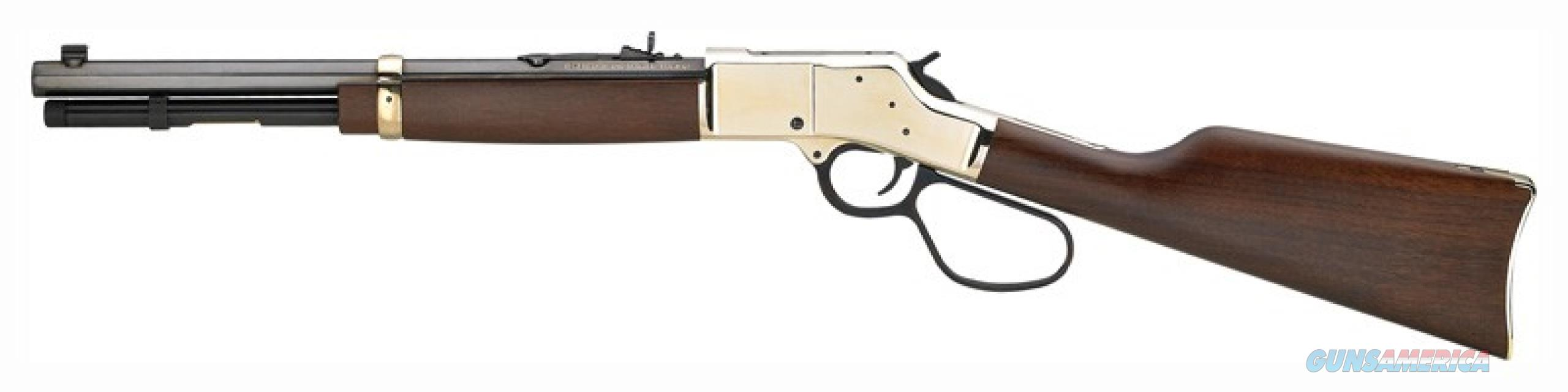 Big boy henry rifle