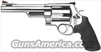 Smith & Wesson Model 500 Revolver 163565, 500 S&W