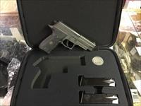 Excellent Condition Sig E26R-9-LEGION + 4 Mags and Case