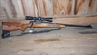 Nice Remington Model Seven 7mm Rem SA Ultra Mag + Burris Scope