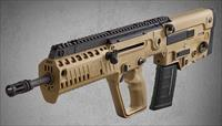 IWI TAVOR X95-XFD16 5.56 CAL BULLPUP RIFLE FDE W/ QUAD RAILS AND COVERS NEW