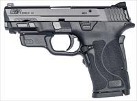 Smith & Wesson 12439 M&P 9 Shield EZ M2.0 9mm Luger 3.68