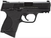 Smith & Wesson M&P 9 Compact 9mm 12+1 206304 THUMB SAFETY
