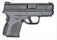 "SPRINGFIELD ARMORY XDS GRAY 9mm ""NEW"" NO CREDIT CARD FEE One 7 rd. & One 8 rd.mag"