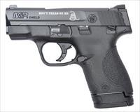 S&W M&P9 Shield 9mm 3.1 Don't Tread On Me Safety