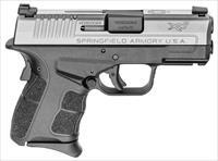 Springfield Armory XD-S Mod.2 9mm 9+1/7+1 Fiber Optic Front Sights