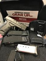 "SPRINGFIELD XDS 45acp MOD.2 EDC PACKAGE 4mags,Holster,Notebook case ""NO CREDIT CARD FEE"