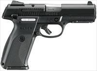 RUGER SR9 9MM 2-17 mags MANUAL SAFETY