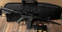 Smith and Wesson 10202 M&P Sport II 223/5.56 30+1 KIT Scope, Case,Loader 12095