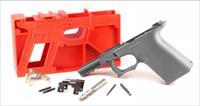 Polymer80 G19/23 Gen3 Compatible Frame Kit Polymer Gray *NO BACKGROUND*  850283007384