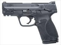 "SMITH AND WESSON M&P9 M2.0 COMPACT 3.6"" SAFETY NO CREDIT CARD FEE"
