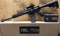 "Del-Ton Echo316h 5.56 16"" 10"" Mlok Rail 30+1 Red,Green Dot Scope ""NO CREDIT CARD FEE"" ORFTH16-M"