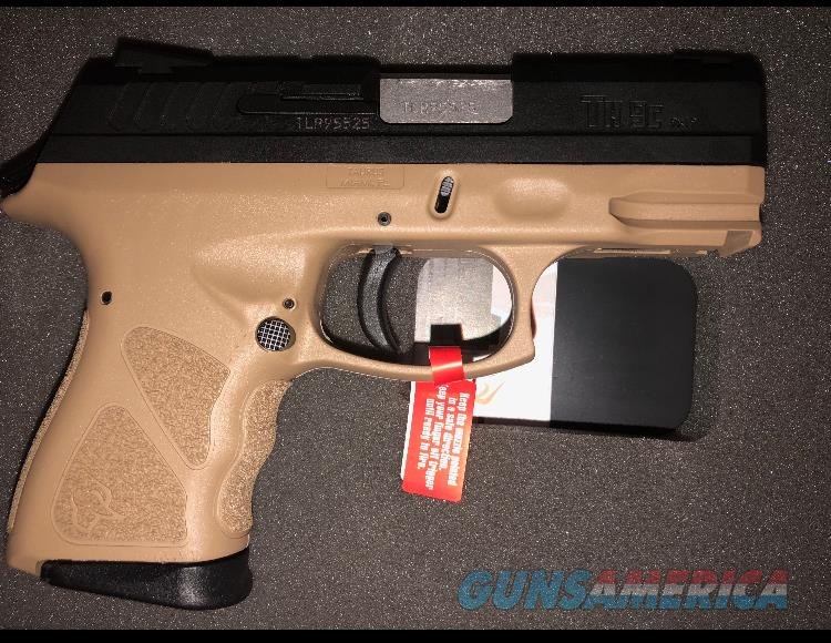 TAURUS TH9C FDE (COMPACT) 9MM Double / Single Action 17+1/13+1 NO CREDIT  CARD FEE