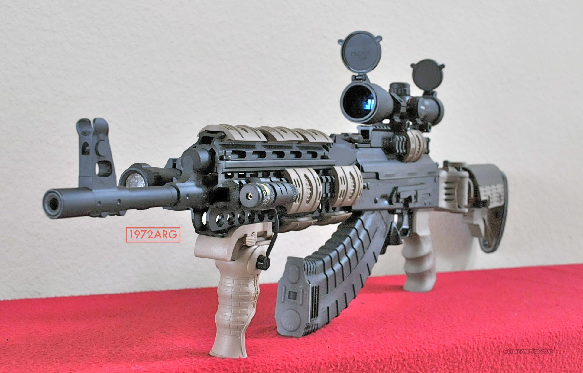 SAIGA AK 47 BELARUS TACTICAL SERIES