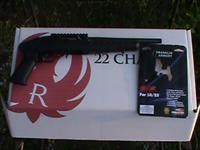Ruger Charger with BFS 3 22 LR