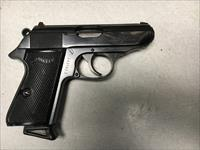 WALTHER PPK/S-MADE IN GERMANY--1971
