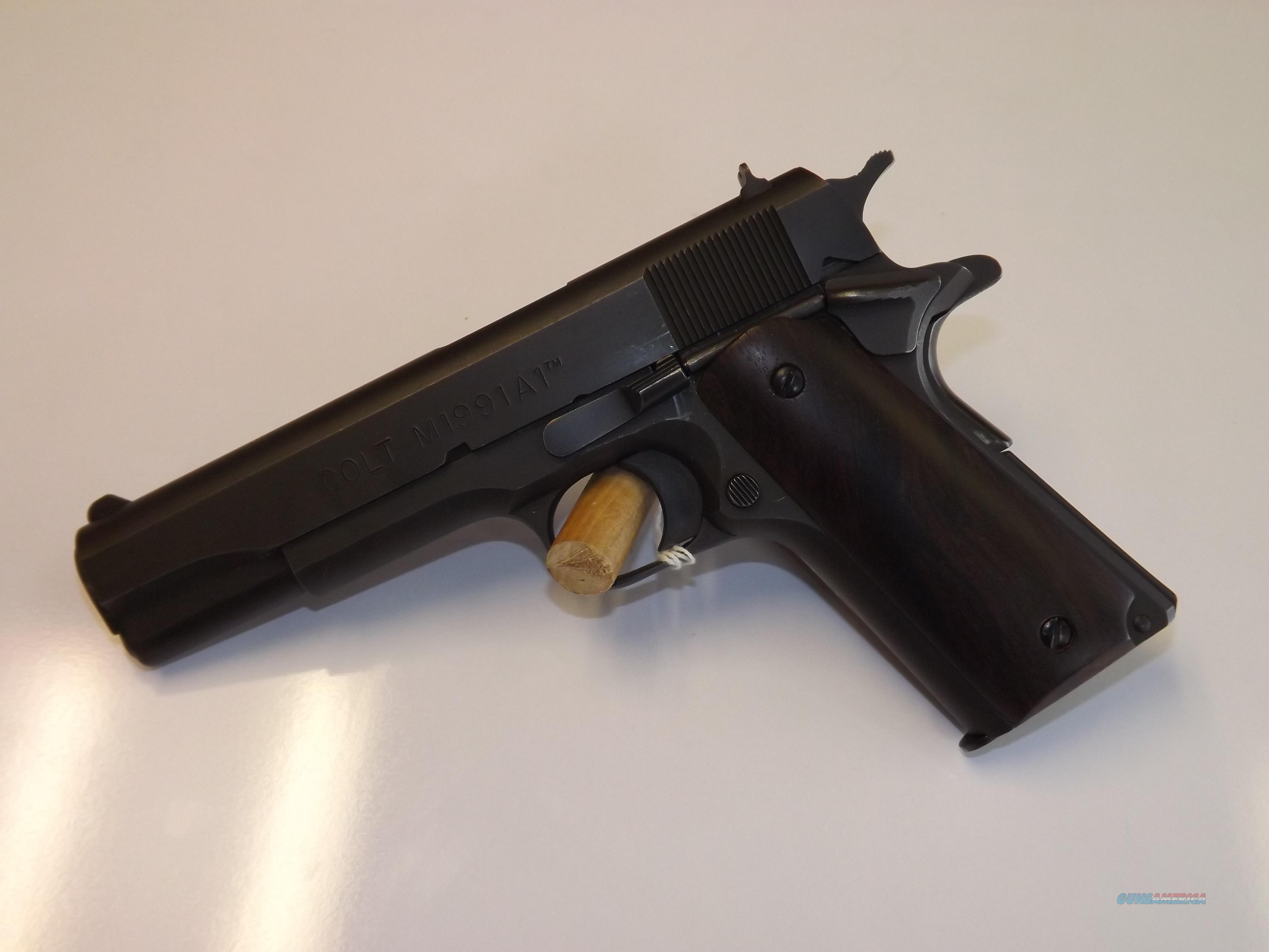 1911A1 Colt 45 ACP