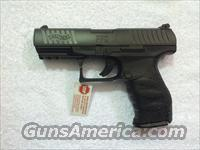 Walther PPQ M2 .40S&W 4""