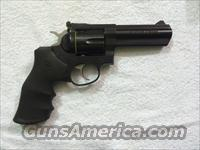 "Ruger GP100 4"" Blued"