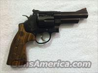 Smith & Wesson Model 29 Engraved 4""