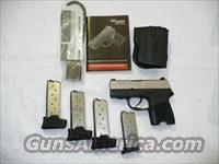 Sig Sauer P290RS 2-Tone Trade-In