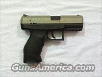 Walther PPX M1 9mm SS